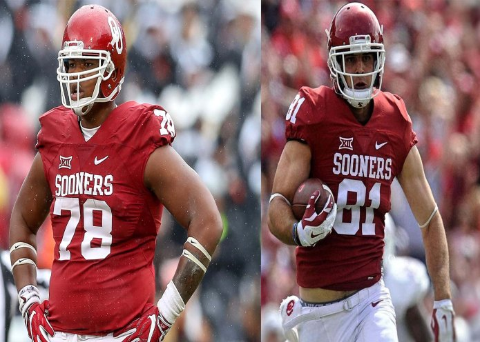 Ravens continue offensive overhaul in third round by selecting OT Orlando  Brown and TE Mark Andrews 8681e1c72