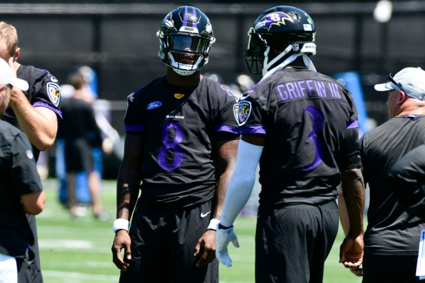 NFL: Baltimore Ravens-Training Camp