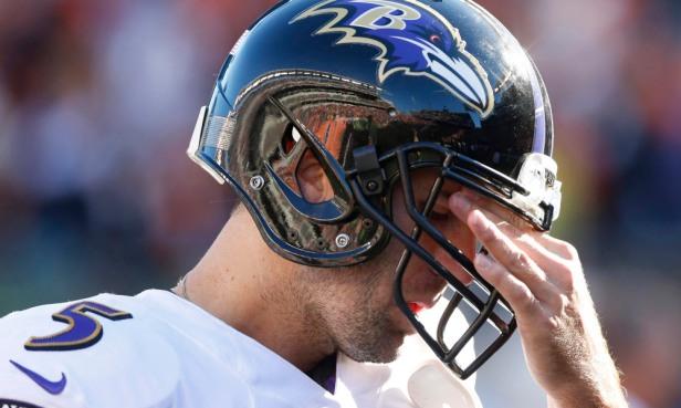 USP NFL: BALTIMORE RAVENS AT CINCINNATI BENGALS S FBN USA OH