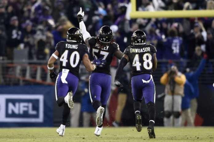 big sale 35f75 d34c9 Baltimore Ravens Rankings: The Uniforms | Charm City Bird Watch