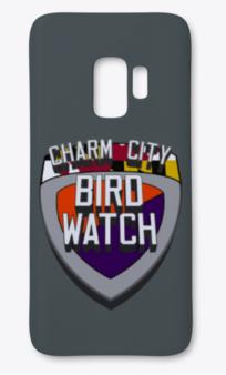 Gray Samsung Phone Case