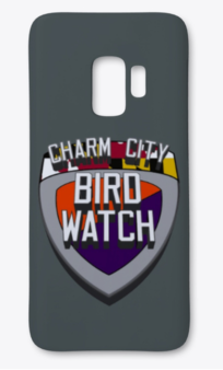 Gray Samsung Phone Case