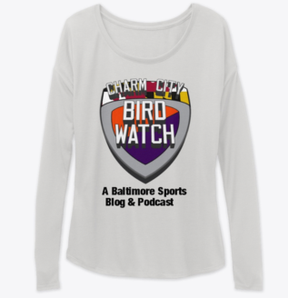 Gray Women's Long Sleeve Front