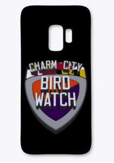 Black Samsung Phone Case