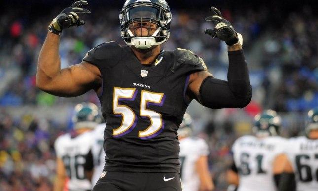 NFL: Philadelphia Eagles at Baltimore Ravens