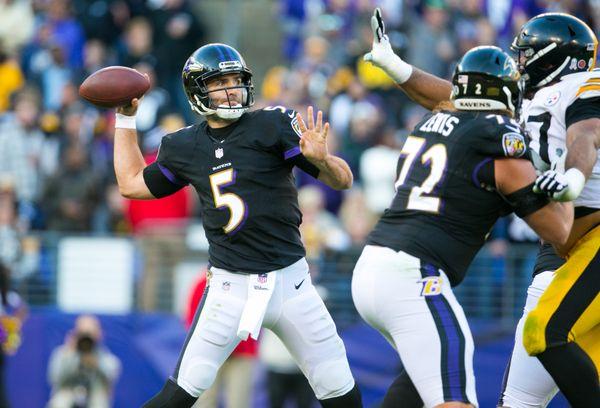 Baltimore Ravens Rankings: The Uniforms – Charm City Bird Watch